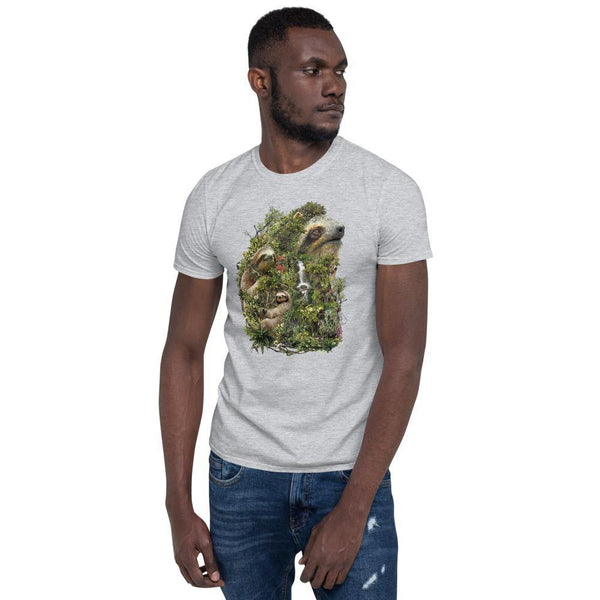 Sloth Short-Sleeve Unisex T-Shirt