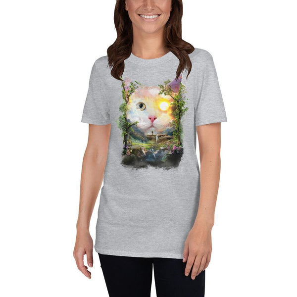 Day Cat Short-Sleeve Unisex T-Shirt