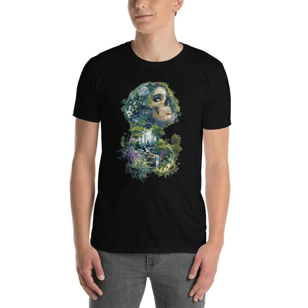 Between Life and Death Short-Sleeve Unisex T-Shirt