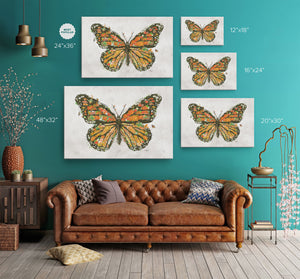 Pollinators 3 Canvas Set - Save 20%