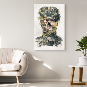 Forest Gatekeeper Canvas Wrap - Barrett Biggers Artist