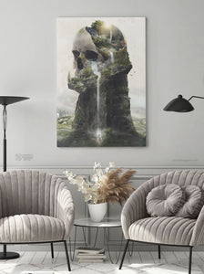 Dreaming Tree Wrap Canvas
