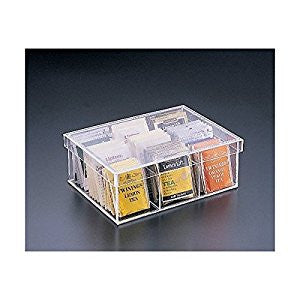 9 Compartment Tea Box