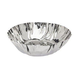 Crumpled Edge Rd Bowl