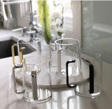 Lucite Washing Cups