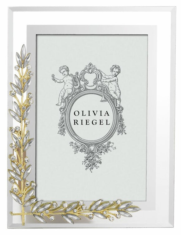 Gold Laurel Picture Frame 8x10
