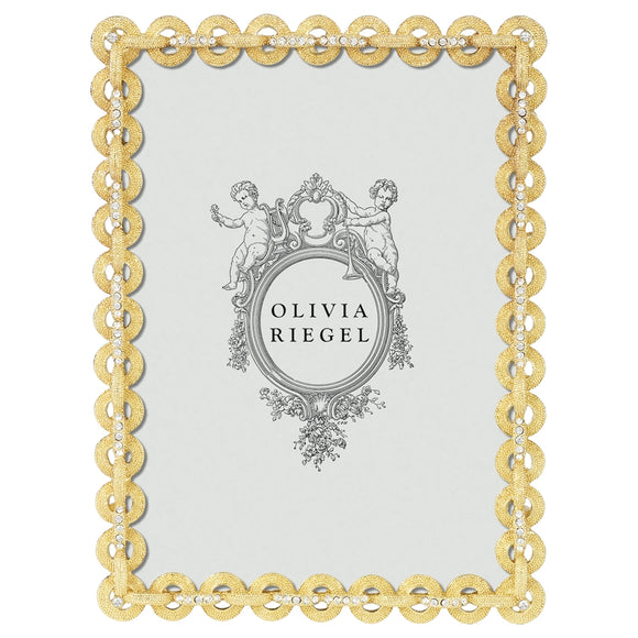 Harper Gold Picture Frame