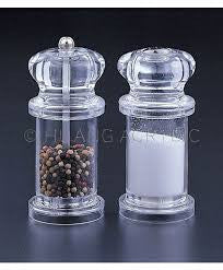 Acrylic Salt/Pepper Mill