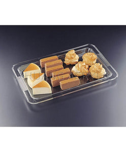 Large Lucite Serving Tray