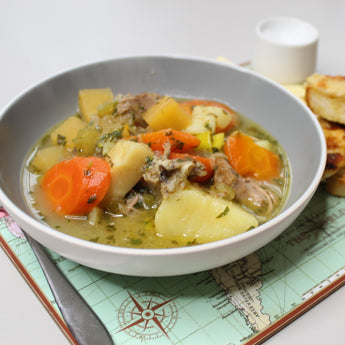 Cawl - The perfect welsh lamb stew