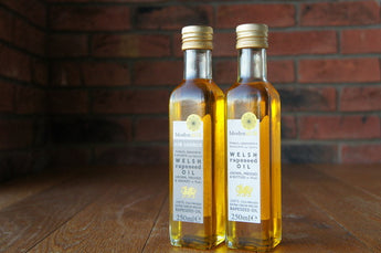 Why we think you should use Rapeseed Oil..