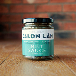 Calon Lân - Mint Sauce - Taste of Wales
