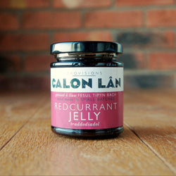 Calon Lân - Redcurrant Jelly - Taste of Wales
