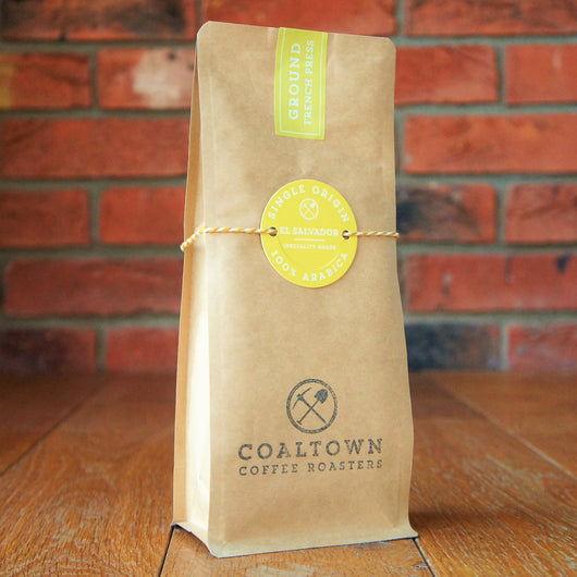 Coaltown Coffee - El Salvador - La Ilusion - Taste of Wales