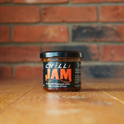 Dangerous Foods - Chilli & Lime Jam - Taste of Wales