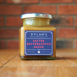 Dylan's - Salted Butterscotch Sauce - Taste of Wales