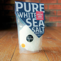 Halen Môn - Pure Sea Salt - Taste of Wales