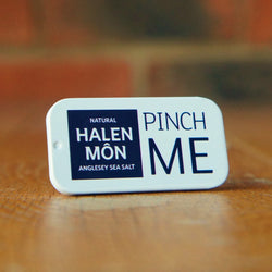 Halen Môn - Pure Sea Salt - Pinch Me Tin - Taste of Wales