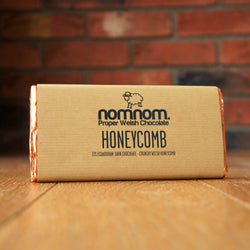NomNom Chocolate - Honeycomb - Taste of Wales