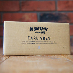NomNom Chocolate - Earl Grey - Taste of Wales