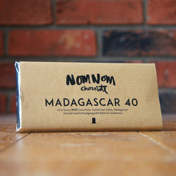 NomNom Chocolate - Madagascar 40 - Taste of Wales