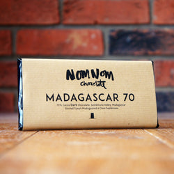 NomNom Chocolate - Madagascar 70 - Taste of Wales