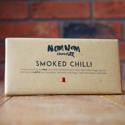 NomNom Chocolate - Smoked Chilli - Taste of Wales