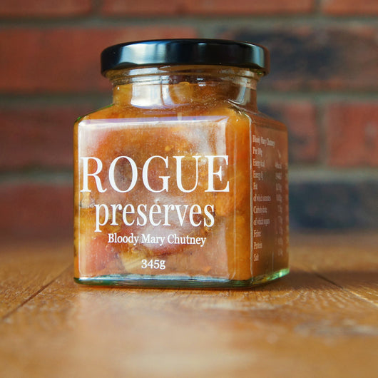 Rogue Preserves - Bloody Mary - Taste of Wales