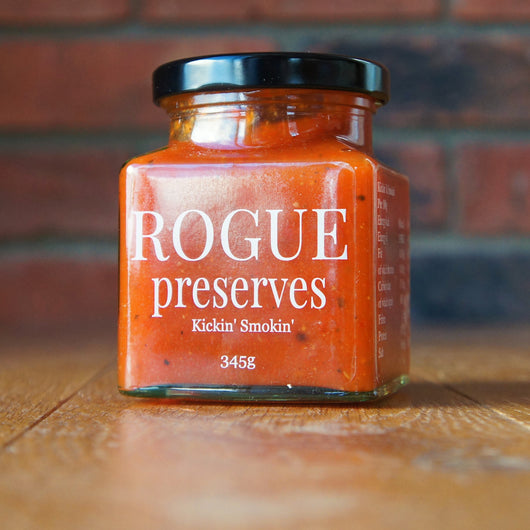 Rogue Preserves - Kickin' & Smokin' - Taste of Wales