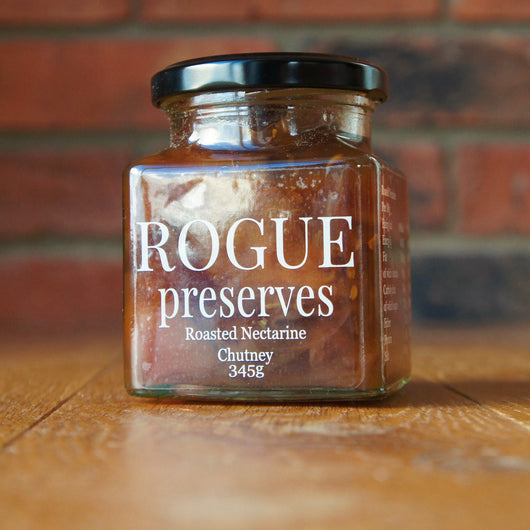 Rogue Preserves - Roasted Nectarine - Taste of Wales