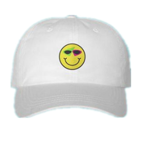 Smiley Snapback - EDM Clothing Company