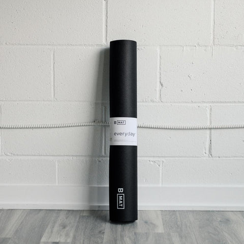 B Yoga B Mat Everyday Black
