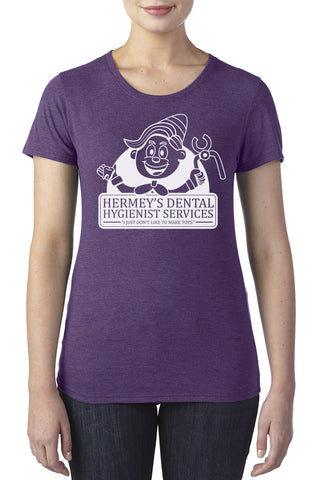 HERMEYS DENTAL SERVICES TEE