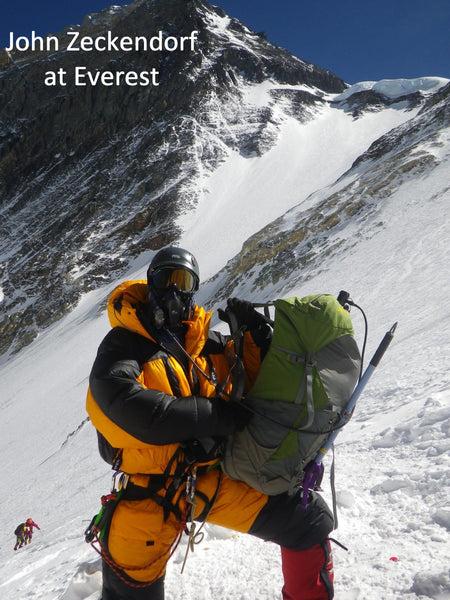 Aarn Peak Aspiration summits Everest