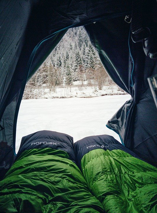 Stay Warm While You Sleep — 4 Cold-Weather Camping Tips