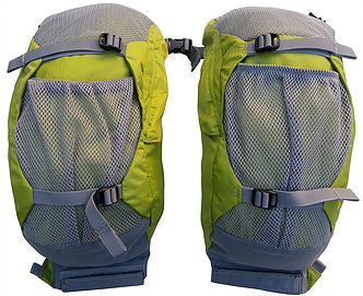 Mountain balance pockets