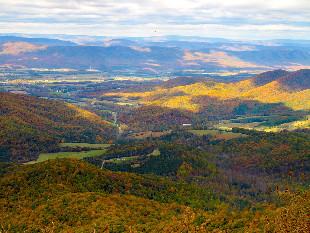 Shenandoah-National-Park-Fall
