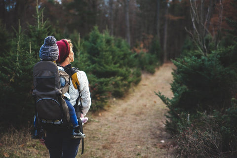 Preparing Your Kids for a Serious Hike