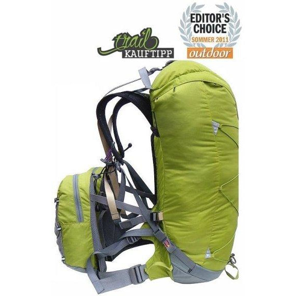 A Great-Fitting Hiking Pack
