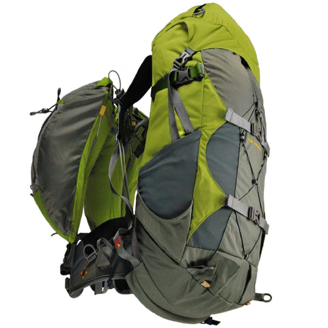 Aarn Peak Aspiration Backpack side view