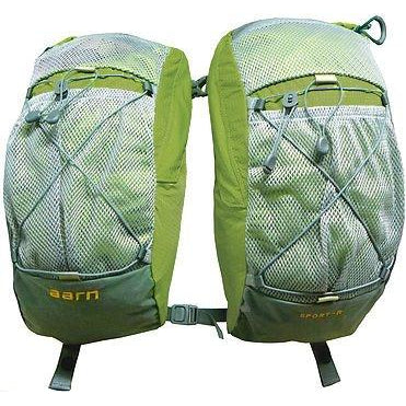 Aarn Sport Balance Pockets with strap to carry as day pack