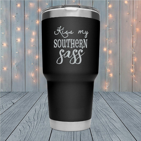 Sweet Southern Sass Laser Engraved Tumblers