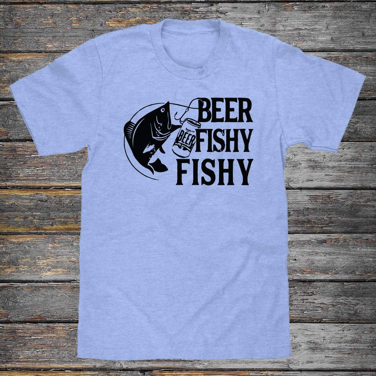 Beer Fishy Fishy Premium Unisex T-Shirt