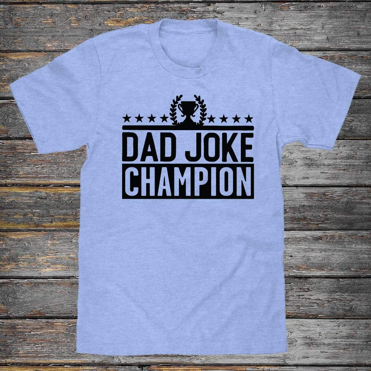 Dad Joke Champion Premium Unisex T-Shirt