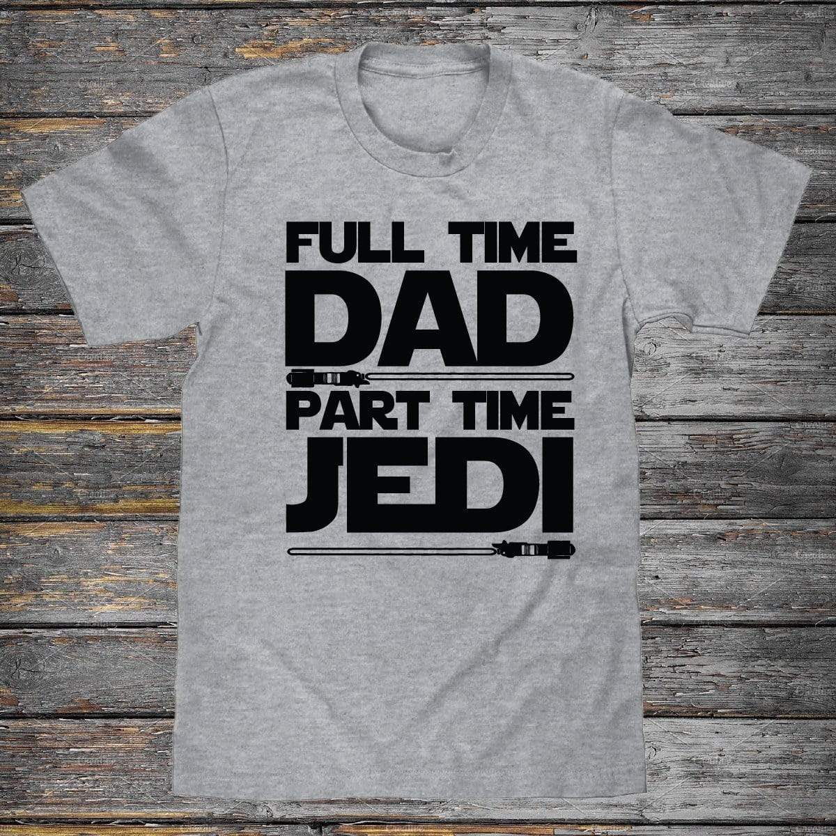 Part Time Jedi Premium Unisex T-Shirt