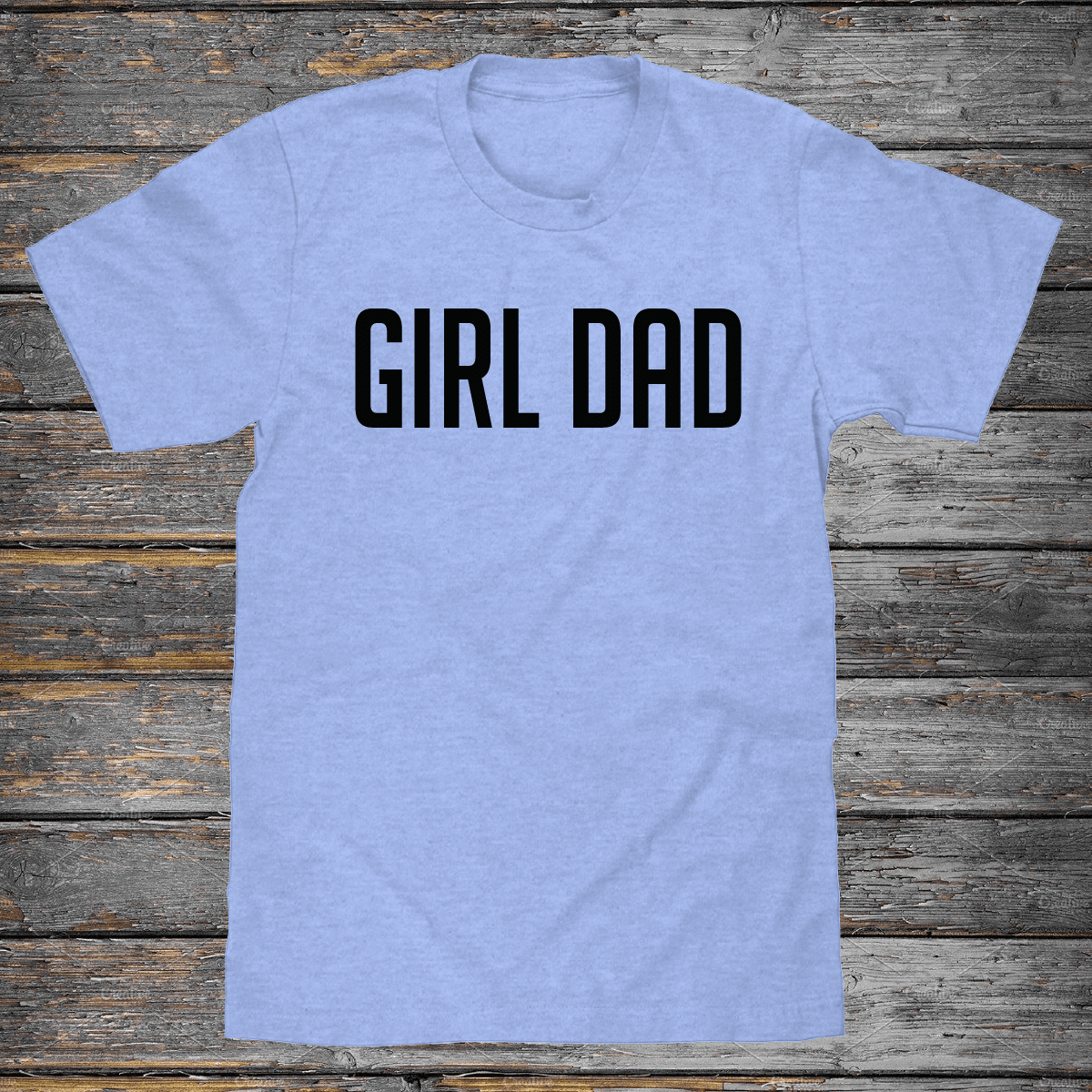 Girl Dad Premium Unisex T-Shirt