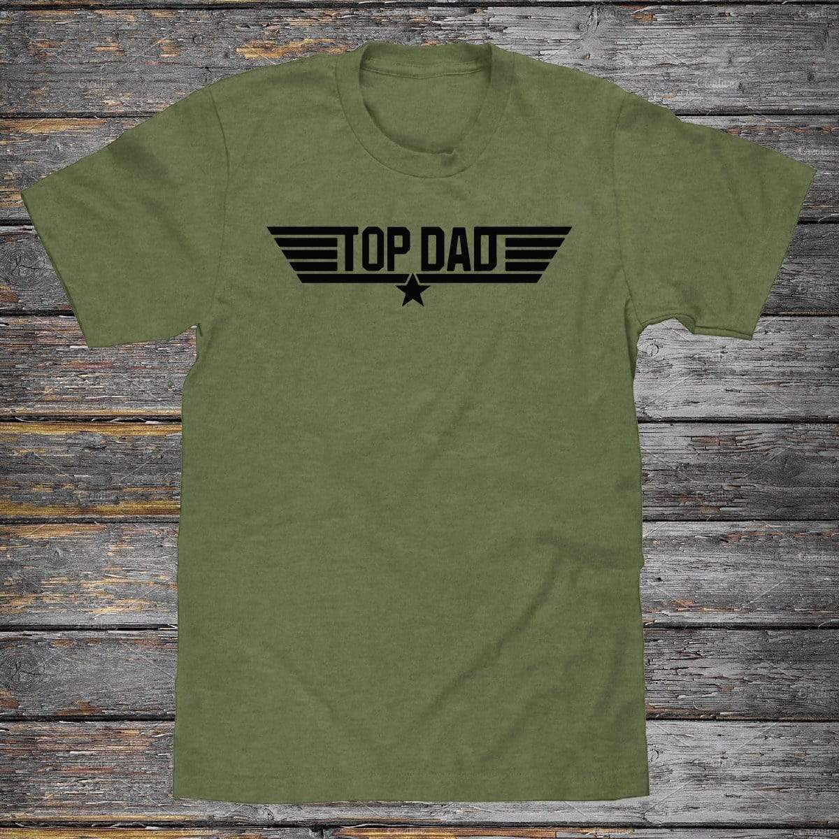 Top Dad Premium Unisex T-Shirt