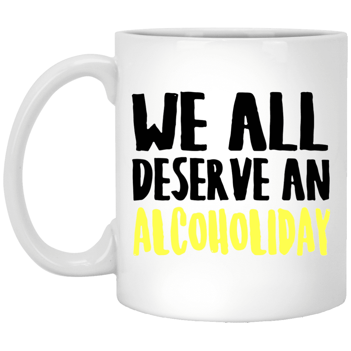Alcoholiday  Coffee Mug