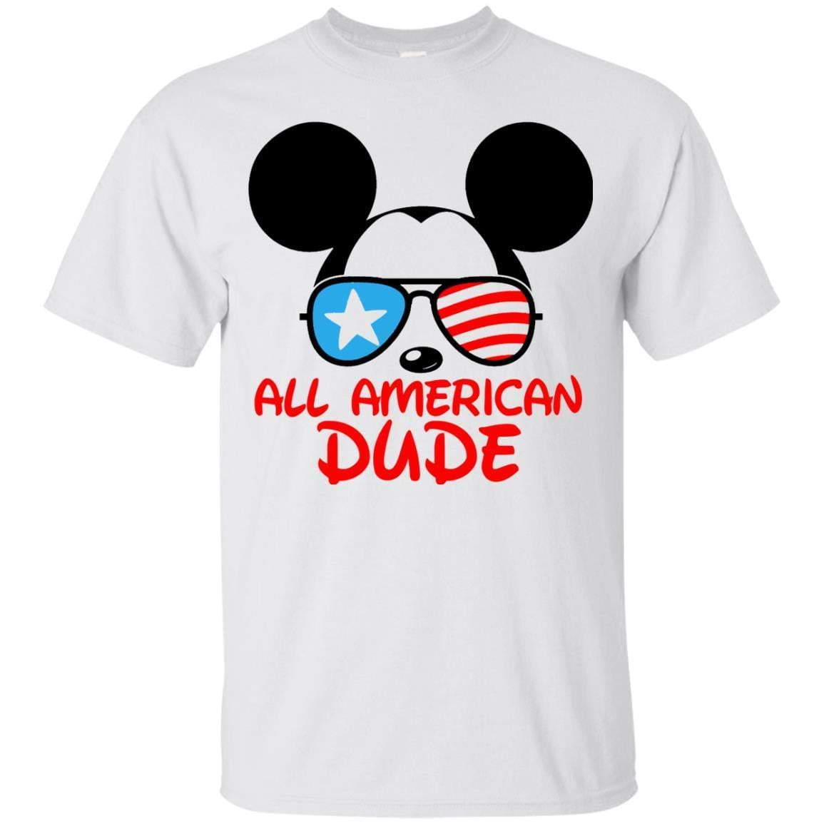 ALL AMERICAN DUDE MICKEY KIDS