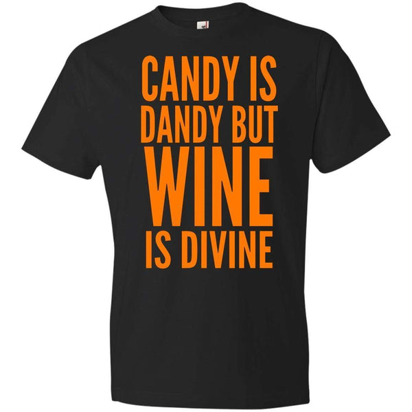 CANDY IS DANDY Halloween T's And Crews